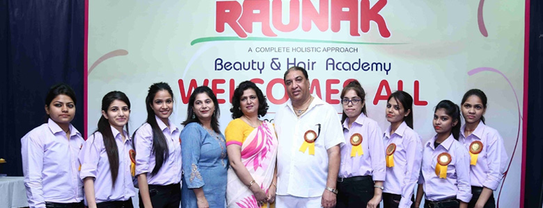 Raunak Beauty & Hair Academy